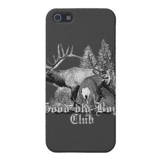 Bock- och tjurdjurliv iPhone 5 skydd