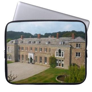 Boconnoc hus Lostwithiel Cornwall England Laptop Sleeve