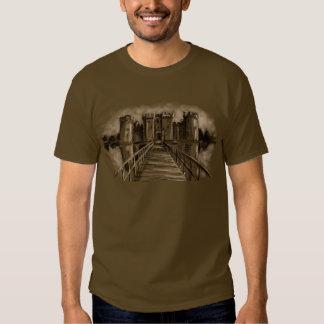 Bodiam slott - östliga Sussex, UK T-shirt
