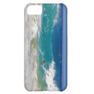 Bodyboarding sandig strand III iPhone 5C Fodral