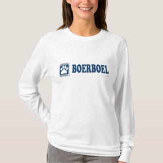 Boerboel blått tee