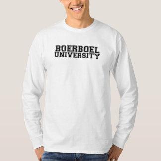 Boerboel universiteten t shirts