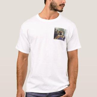 Boerboels och vapen tee shirts