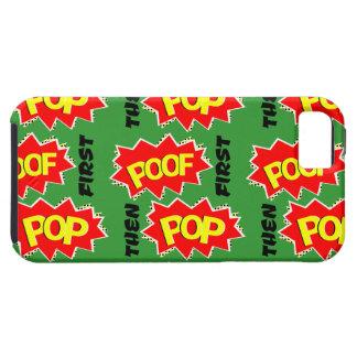 BÖGEN först, POPPAR därefter iPhone 5 Case-Mate Fodral