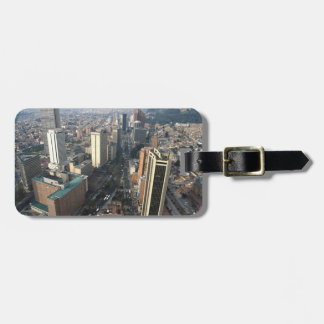 Bogota Colombia Luggage Tags