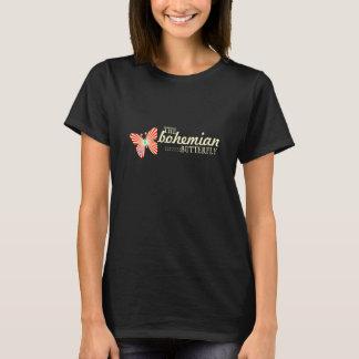 Bohemisk fjärilsT-tröja för GC Tee Shirts