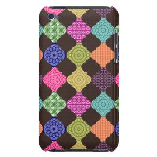 Boho basarmagi mattar mosaiken iPod Case-Mate fodral
