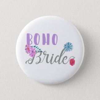 Boho-Bride.gif Standard Knapp Rund 5.7 Cm
