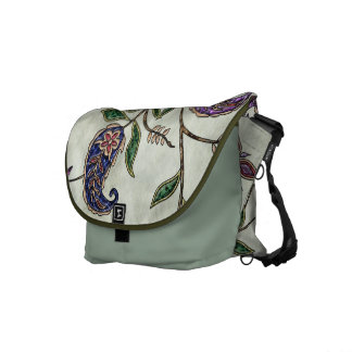 Boho inslagGems Messenger Bag