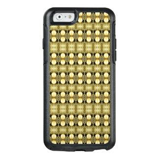 Boho myntar den gula guld- zigenaren bohemiskt OtterBox iPhone 6/6s fodral