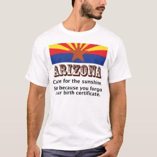 BojkottArizona utslagsplats T Shirt