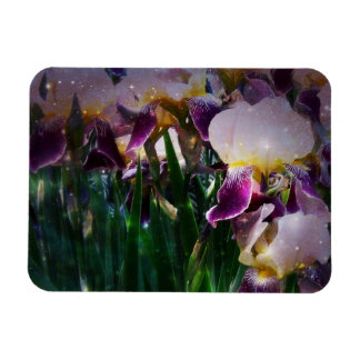 Böjlig magnet för Iris