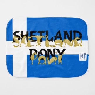 Böjliga ponnyer - Shetland Bebistrasa