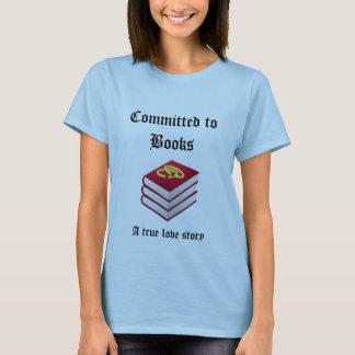 Bokälskareskjorta T Shirt