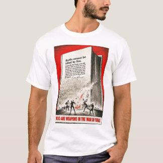 Bokar är vapenvärldskrig II T Shirt