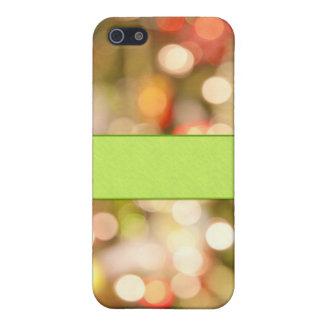 Bokeh stiliPhone 5 täcker iPhone 5 Hud