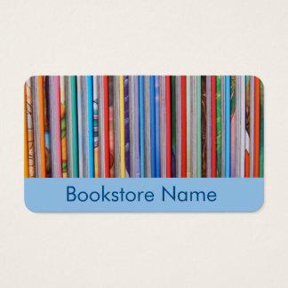 bokhandel - bokar visitkort