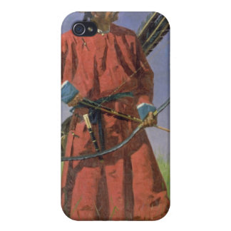 Bokharan soldat, 1873 iPhone 4 cover