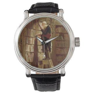 Bokmalen Armbandsur