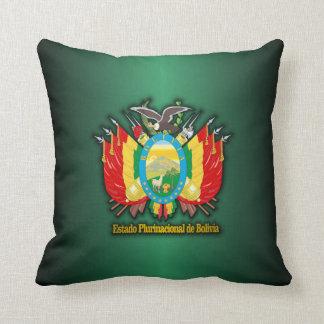 Bolivia COA Kudde
