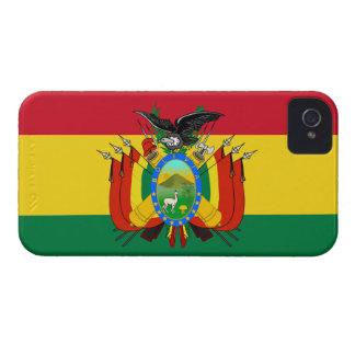 Bolivia flagga Case-Mate iPhone 4 skydd