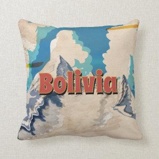 Bolivia vintage resoraffisch kudde