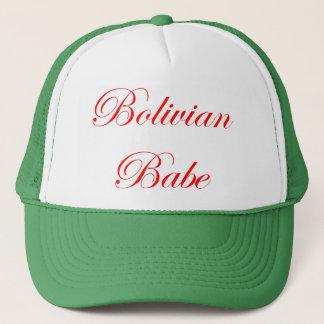 Boliviansk Babe Truckerkeps