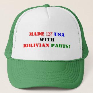 BOLIVIANSKA DELAR TRUCKERKEPS