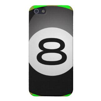 Boll åtta iPhone 5 skal