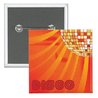 Boll för disko för 80-tal för disko~-80-tal pins