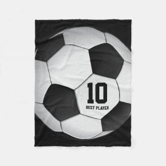 Boll för fotboll för Personalizable fotboll | Fleecefilt