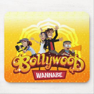 Bollywood Wannabe Mousepad Mus Mattor