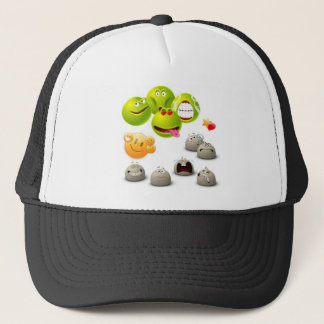 Bolsa emoticon truckerkeps