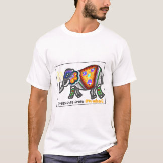 Bombay-skjorta Tshirts