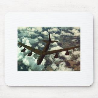 Bombplan B-52 Mus Mattor