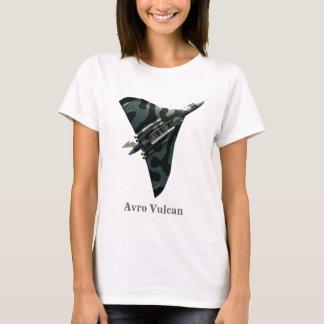 Bombplan för Avro Vulcan deltavinge T-shirts
