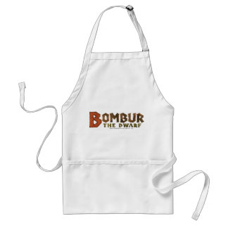 Bombur namn förkläde
