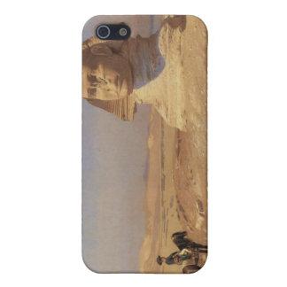Bonaparte för sphinxen iPhone 5 hud