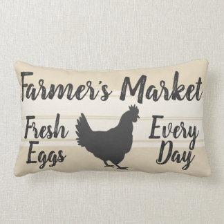 Bonden för lantbrukarhemstil   marknadsför den nya lumbarkudde