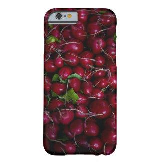 bönder marknadsför stativ med olik produce/ barely there iPhone 6 skal