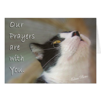 Böner för dig hälsningskort