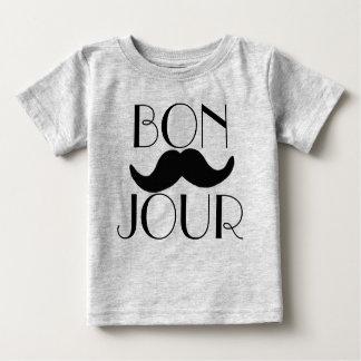 BONJOUR-Moustache T-shirt
