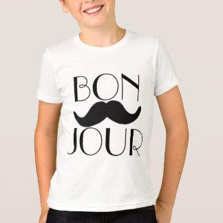 BONJOUR-Moustache Tröjor