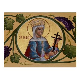 Bönkort för St. Helen Vykort