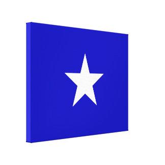 Bonnie blåttflagga canvastryck