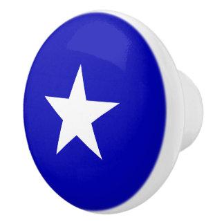 Bonnie blåttflagga poslin handtag