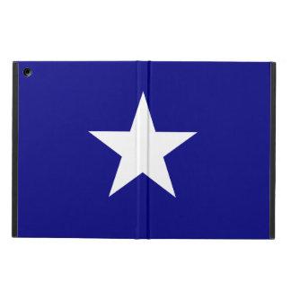 Bonnie stjärna för blåttflaggavit