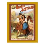 Bonny Skottland Vykort