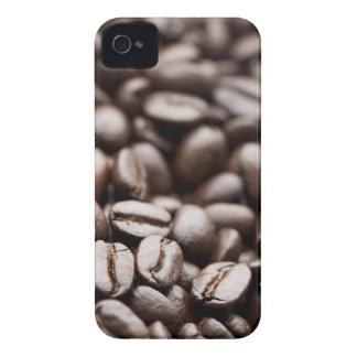 Bönor för kaffe Kona för purpurfärgat berg organis iPhone 4 Case-Mate Case