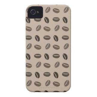 Bönor för kaffebönor precis! Case-Mate iPhone 4 fodral